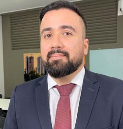Prof. Me. Alexandre Ávalo Santana – Procurador Geral do Município
